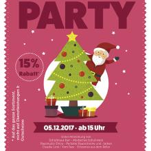 Nikolausparty am 5.12.2017 ab 15 Uhr